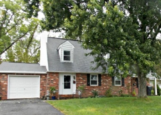 Pre Foreclosure in Douglassville 19518 GRIFFITH DR - Property ID: 1106159100