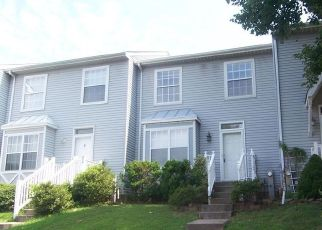 Pre Foreclosure in Abingdon 21009 MILFORD CT - Property ID: 1106401756