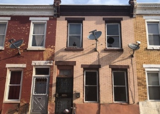 Pre Foreclosure in Philadelphia 19133 W MAYFIELD ST - Property ID: 1106647904