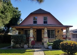 Pre Foreclosure in Los Angeles 90044 W 92ND ST - Property ID: 1107096373