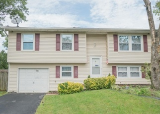 Pre Foreclosure in Severn 21144 STONE CASTLE DR - Property ID: 1107734954