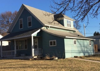 Pre Foreclosure in Wahoo 68066 E 12TH ST - Property ID: 1108451918