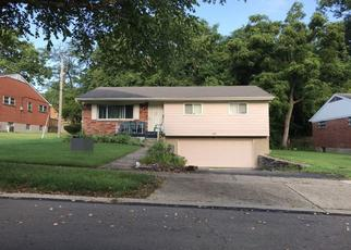 Pre Foreclosure in Cincinnati 45237 GREENLAND PL - Property ID: 1109115886
