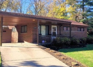 Pre Foreclosure in Cincinnati 45238 FAYCREST DR - Property ID: 1109128583