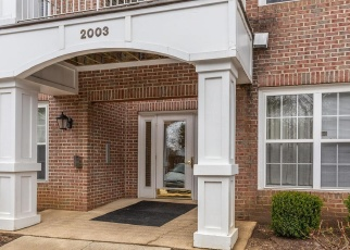 Pre Foreclosure in Annapolis 21401 WARNERS TER N - Property ID: 1109201726