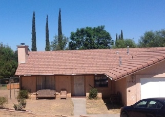 Pre Foreclosure in Nuevo 92567 CONTOUR AVE - Property ID: 1109394423