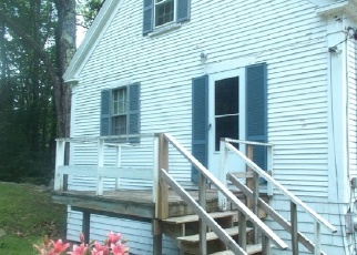 Pre Foreclosure in Acton 04001 FOXES RIDGE RD - Property ID: 1109601593
