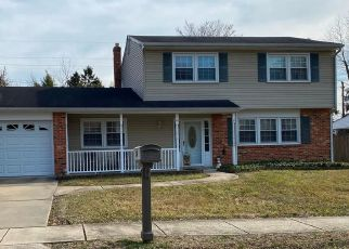Pre Foreclosure in Newark 19711 SHULL DR - Property ID: 1110703985