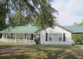 Pre Foreclosure in Eufaula 74432 HIGH ST - Property ID: 1110778420