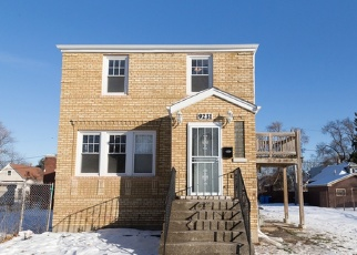 Pre Foreclosure in Chicago 60619 S GREENWOOD AVE - Property ID: 1110965439