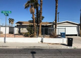Pre Foreclosure in Las Vegas 89108 MARKA DR - Property ID: 1111368822