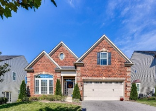Pre Foreclosure in Annapolis 21409 SAMANTHA CT - Property ID: 1111972787