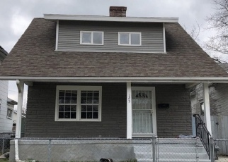 Pre Foreclosure in Dayton 45403 S HEDGES ST - Property ID: 1112012639