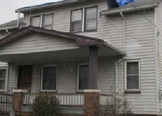 Pre Foreclosure in Cleveland 44128 CAINE AVE - Property ID: 1112759379