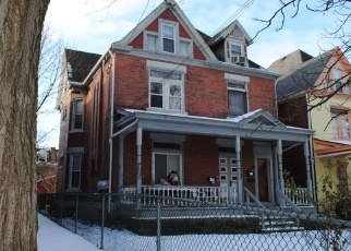 Pre Foreclosure in Pittsburgh 15221 FRANKLIN AVE - Property ID: 1112897335