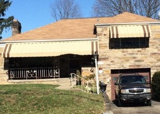 Pre Foreclosure in Pittsburgh 15212 TERMON AVE - Property ID: 1112919684
