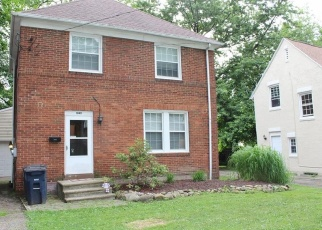 Pre Foreclosure in Akron 44305 HILLSIDE TER - Property ID: 1113199100