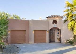 Pre Foreclosure in Las Cruces 88005 LAGUNA CT - Property ID: 1113639265