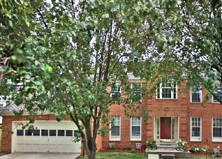 Pre Foreclosure in Gaithersburg 20877 GRANGE HALL DR - Property ID: 1114267774