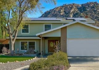 Pre Foreclosure in Ramona 92065 VIA LOPEZ CT - Property ID: 1114303235