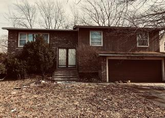 Pre Foreclosure in Chicago Heights 60411 JEFFREY AVE - Property ID: 1116624955