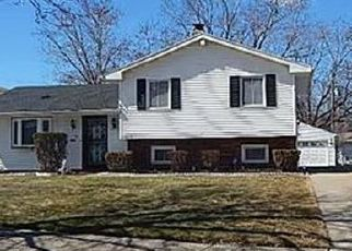 Pre Foreclosure in Cleveland 44128 ANNETTE PL - Property ID: 1118342682