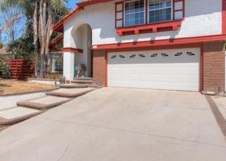 Pre Foreclosure in Newbury Park 91320 DELACODO AVE - Property ID: 1119436738