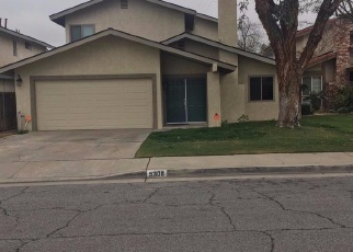 Pre Foreclosure in Bakersfield 93306 EASTRIDGE CT - Property ID: 1119908882
