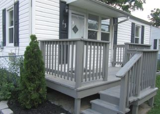 Pre Foreclosure in Aberdeen 21001 SWAN ST - Property ID: 1120768615