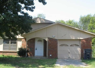 Pre Foreclosure in Glenpool 74033 S COLLEGE ST - Property ID: 1121640623