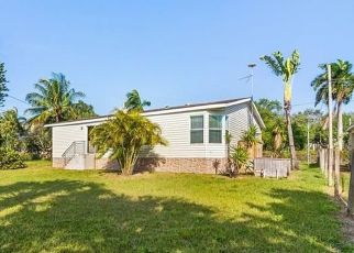 Pre Foreclosure in West Palm Beach 33409 PALM RD - Property ID: 1121799608