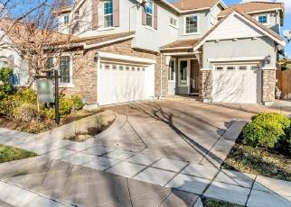Pre Foreclosure in Tracy 95391 W MONTECITO AVE - Property ID: 1122428531