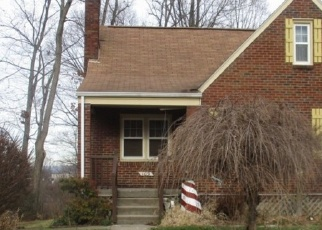 Pre Foreclosure in Clairton 15025 SHADY DR - Property ID: 1123671955