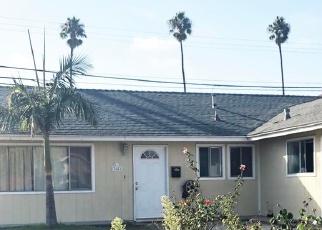 Pre Foreclosure in Oxnard 93033 LA COSTA PL - Property ID: 1123878668