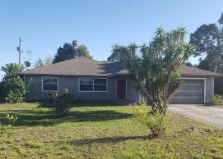 Pre Foreclosure in Cape Coral 33993 NW 21ST ST - Property ID: 1124510664