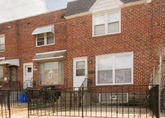 Pre Foreclosure in Philadelphia 19124 PENNWAY ST - Property ID: 1126356277