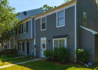Pre Foreclosure in Waldorf 20603 DRAKE CT - Property ID: 1128335936