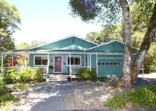 Pre Foreclosure in Redwood Valley 95470 ROAD N - Property ID: 1129160632