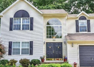 Pre Foreclosure in Mantua 08051 CANDLEWOOD DR - Property ID: 1129904759