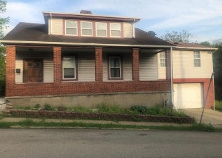 Pre Foreclosure in Pittsburgh 15220 AMHERST ST - Property ID: 1130558644