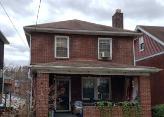 Pre Foreclosure in Pittsburgh 15218 LACROSSE ST - Property ID: 1130572217