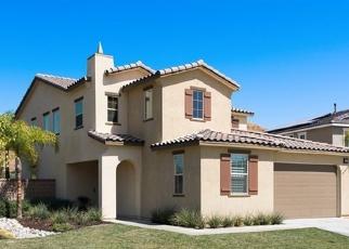 Pre Foreclosure in Lake Elsinore 92532 TENINO CT - Property ID: 1131673281