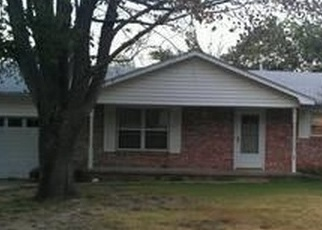 Pre Foreclosure in Cleveland 74020 ELMWOOD DR - Property ID: 1132109961