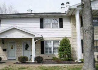 Pre Foreclosure in Evansville 47714 BURDETTE AVE - Property ID: 1132293459