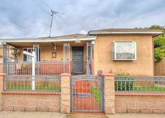 Pre Foreclosure in Los Angeles 90022 NORTHSIDE DR - Property ID: 1132522969