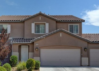 Pre Foreclosure in Las Vegas 89131 COYOTE FALLS CT - Property ID: 1134528889