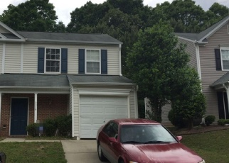 Pre Foreclosure in Raleigh 27610 ASGAR CT - Property ID: 1134595447