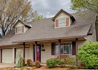 Pre Foreclosure in Oklahoma City 73110 N GLENVALLEY DR - Property ID: 1134733860