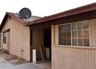 Pre Foreclosure in Ridgecrest 93555 N AMERICAN ST - Property ID: 1134854734