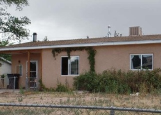 Pre Foreclosure in Grants 87020 DEL NORTE BLVD - Property ID: 1136086759